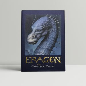 christopher paolini eragon first edition signed1