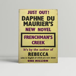 daphne du maurier frenchmans creek first edition1