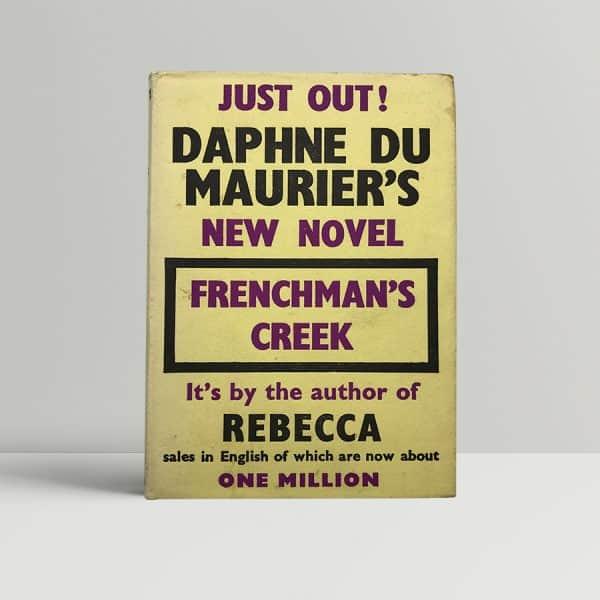 daphne du maurier frenchmans creek first edition1