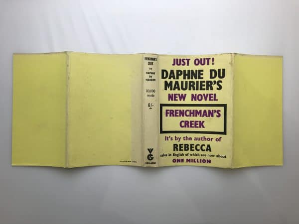 daphne du maurier frenchmans creek first edition4