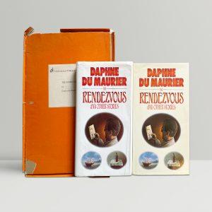 daphne du maurier rendezvous collection1