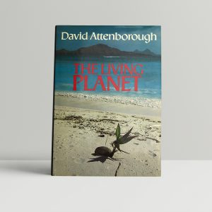 david attenborough the living planet signed first edition1