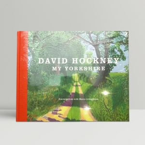 david hockney my yorkshire first ed1