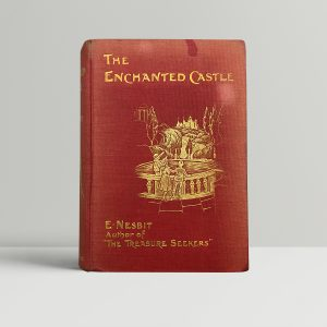 e nesbit the enchanted castle first edition1