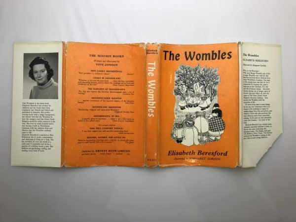 elisabeth beresford the wombles first edition4