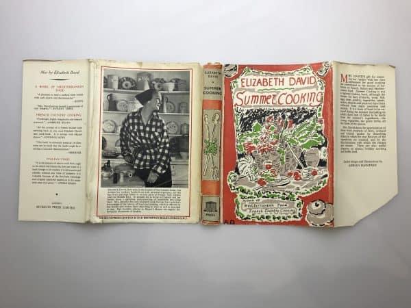 elizabeth david summer cooking first edition4