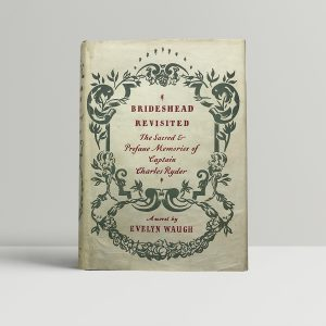 evelyn waugh brideshead revisited first edition1 1