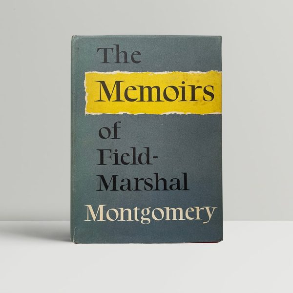 field marshall montgomery the memoirs signed1