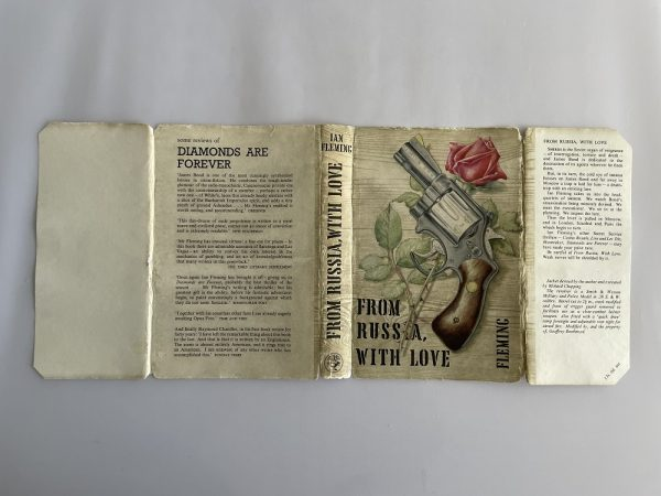 ian fleming from russia with love first ed4