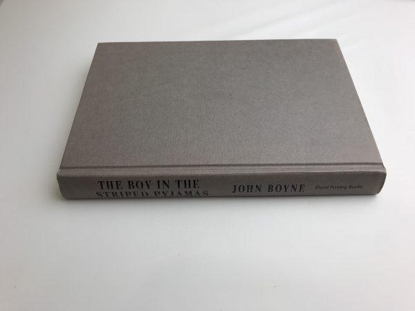 john boyne the boy in the striped pyjamas signed first edition4