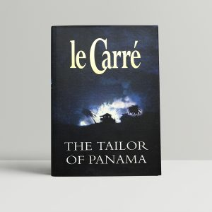 john le carre the tailor of panama signed first ed1 1