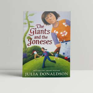 julia donaldson the giant and the joneses signed first ed1