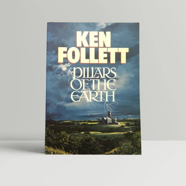 ken follett the pillars of the earth uncorrected proof1