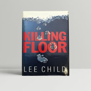 lee child killing floor first edition1