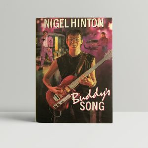 nigel hinton buddys song signed first edition1