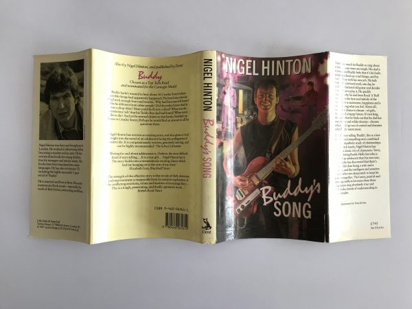 nigel hinton buddys song signed first edition4