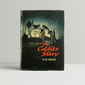 pat reid the colditz story first ed1