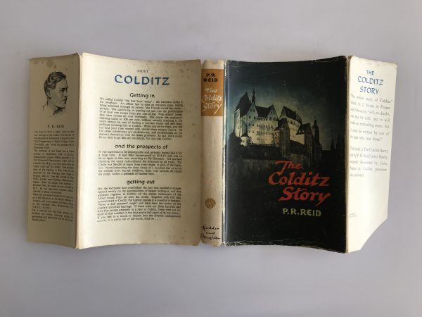 pat reid the colditz story first ed4
