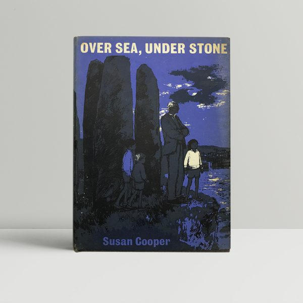 susan cooper over sea under stone first edition1
