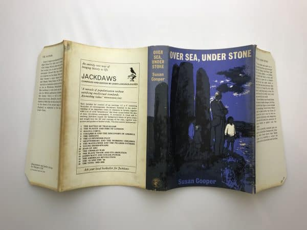 susan cooper over sea under stone first edition4