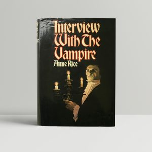anne rice interview with a vampire first edition1