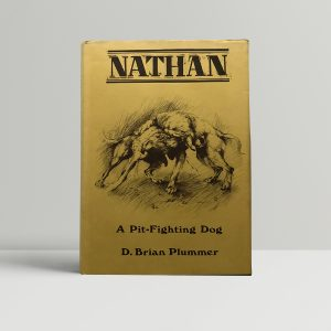 d brian plummer nathan signed first edition1