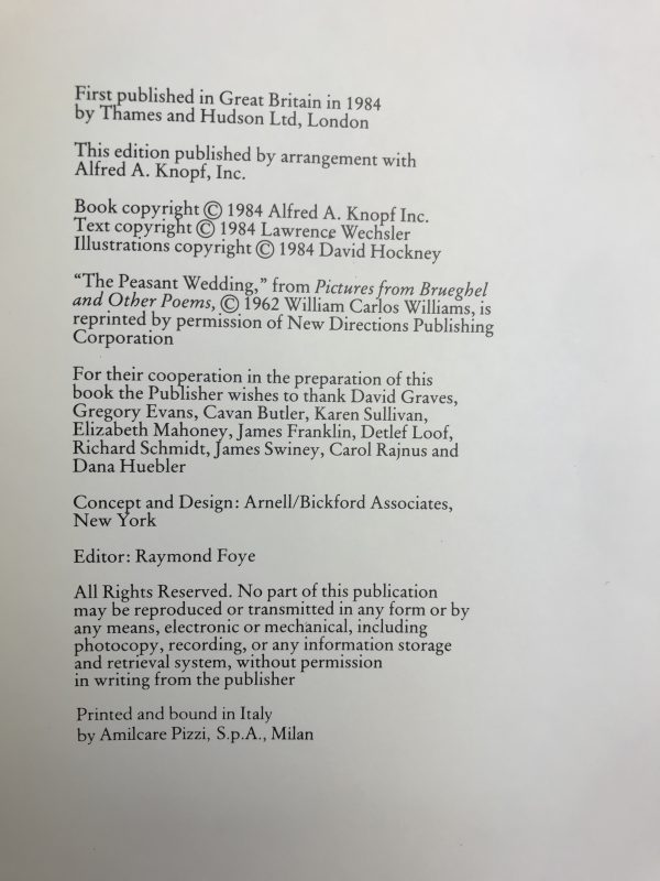 david hockney cameraworks first edition2