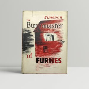 georges simenon the burgomaster of furnace first edition1