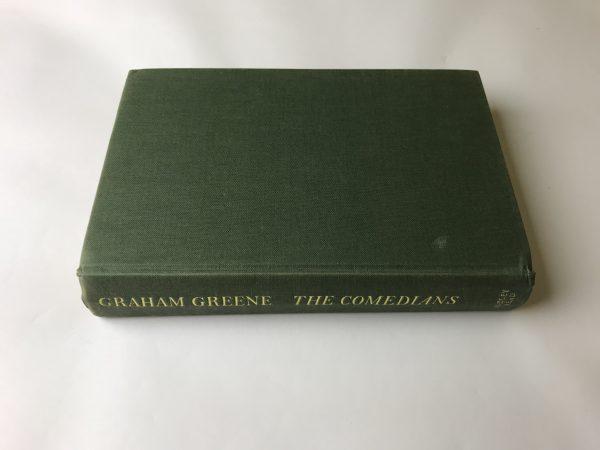 graham greene the comedians alt dust jacket3