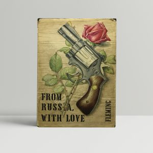 ian fleming from russia with love first ed1