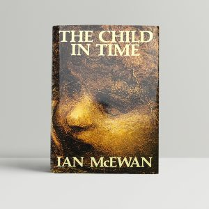 ian mcewan a child in time first edition1