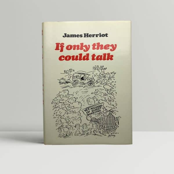 james herriot if only they could talk signed first edition1