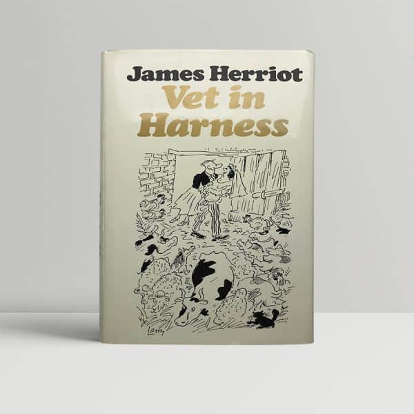 james herriot vets in harness signed first edition1