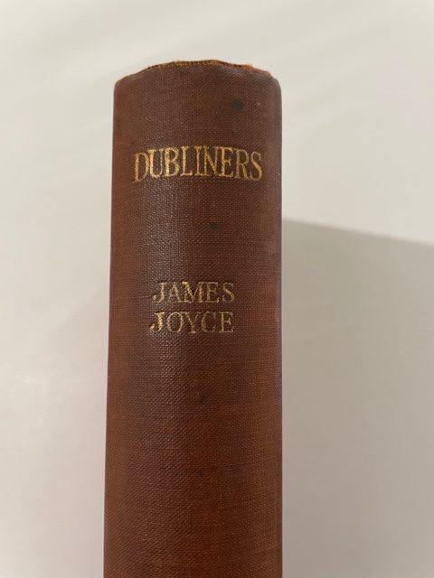 james joyce the dubliners first edition5