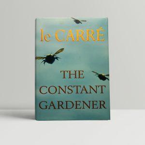 john le carre the constant gardener signed 1st ed1