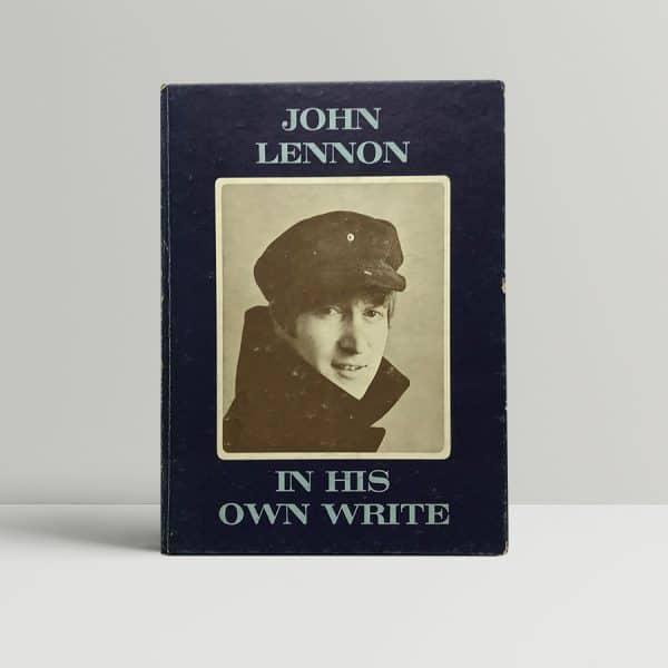 john lennon in his own write first ed 275 1