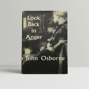 john osborn look back in anger first edition1