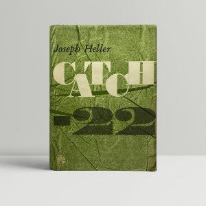 joseph heller catch 22 first ed1