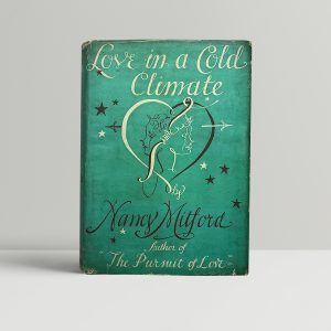 nancy mitford love in a cold climate fisrt edition1