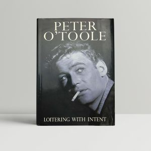 peter otoole loitering with intent signed first edition1