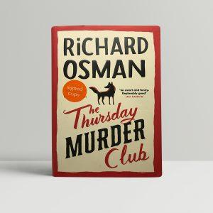 richard osman the thursday murder club signed first edition1