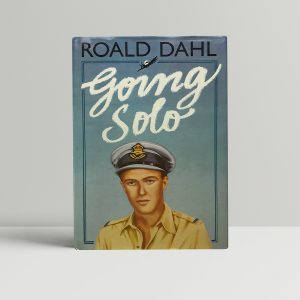 roald dahl going solo first edition1