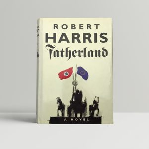 robert harris fatherland signed first edition1