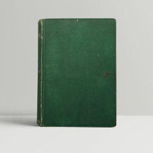 robert louis stevenson kidnapped first edition1