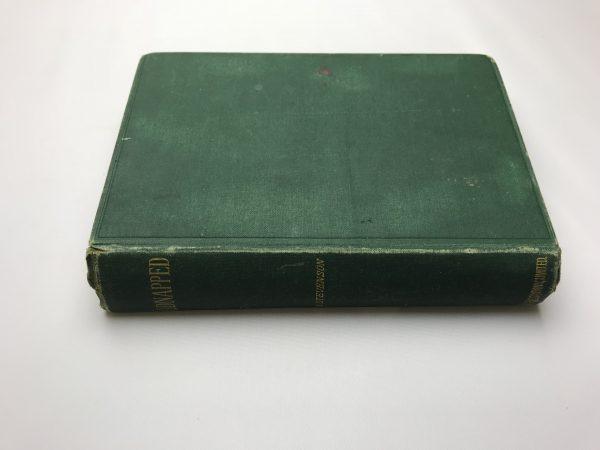 robert louis stevenson kidnapped first edition4