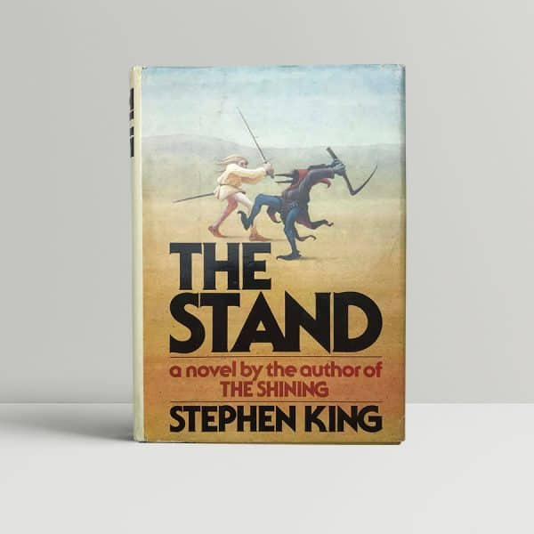 stephen king the stand first us edition1