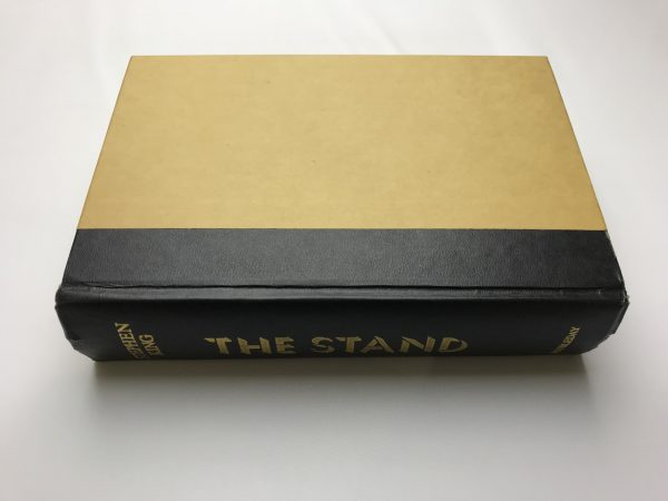 stephen king the stand first us edition3