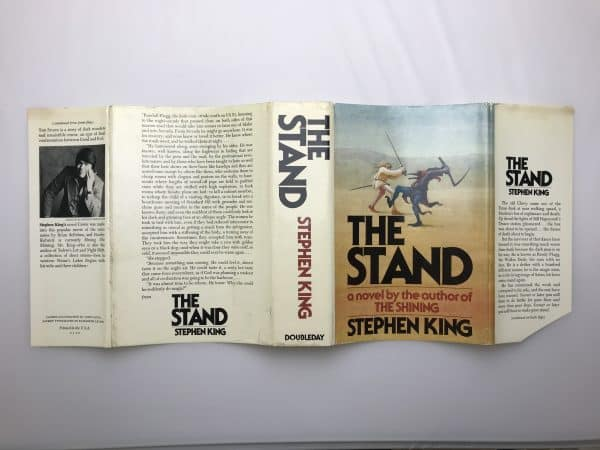 stephen king the stand first us edition4