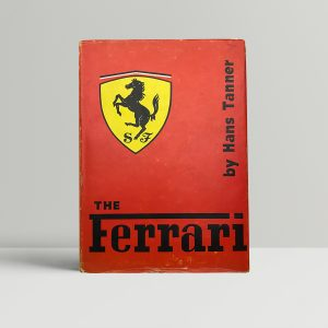 tanner hass the ferrari signed first ed1