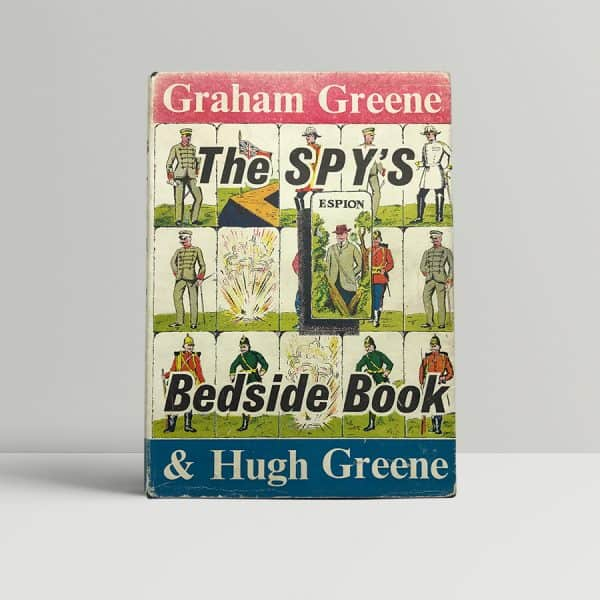 the greenes the spys bedside book first edition1